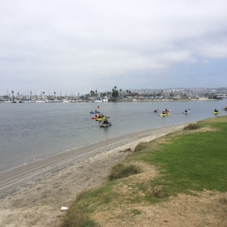 Bahia kayak